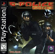 G-Police 2 - Weapons Of Justice - PS1 - ISOs Download