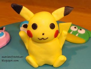 Pikachutårta