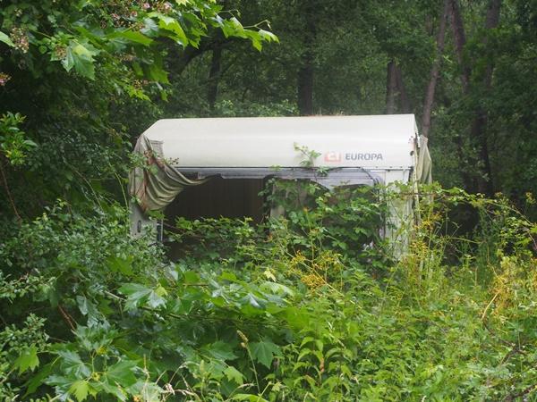 {Urbex} Bienvenue au camping