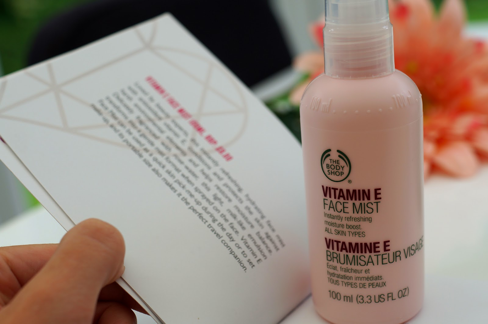 The Body Shop Vitamin E Face Mist