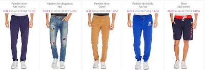 pantalones hombre en oferta