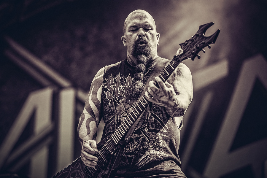 NEWS: SLAYER's KERRY KING Says There Is A Lack Of Guitar ...