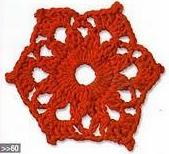 Patrón #1615: Granny a Crochet