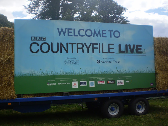 Countryfile Live Sign