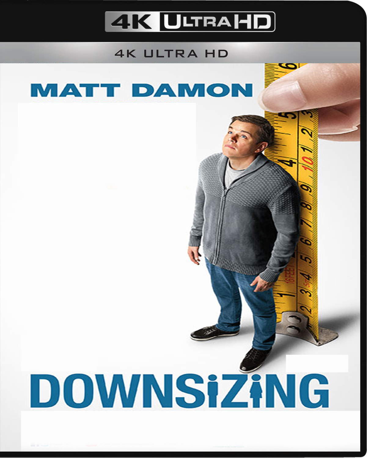 Downsizing [2017] [UHD] [2160p] [Latino – Castellano]
