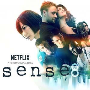Poster da série Sense8