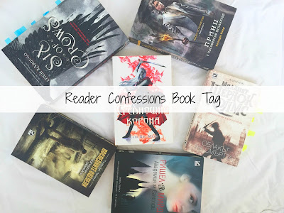 Reader Confessions Book Tag