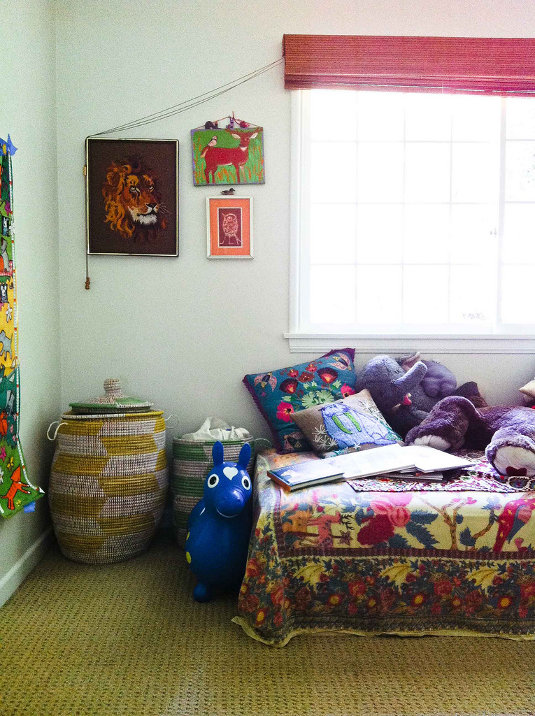 Children S And Kids Room Ideas Designs Inspiration: 16 Bohemian Bedroom Ideas For Kids
