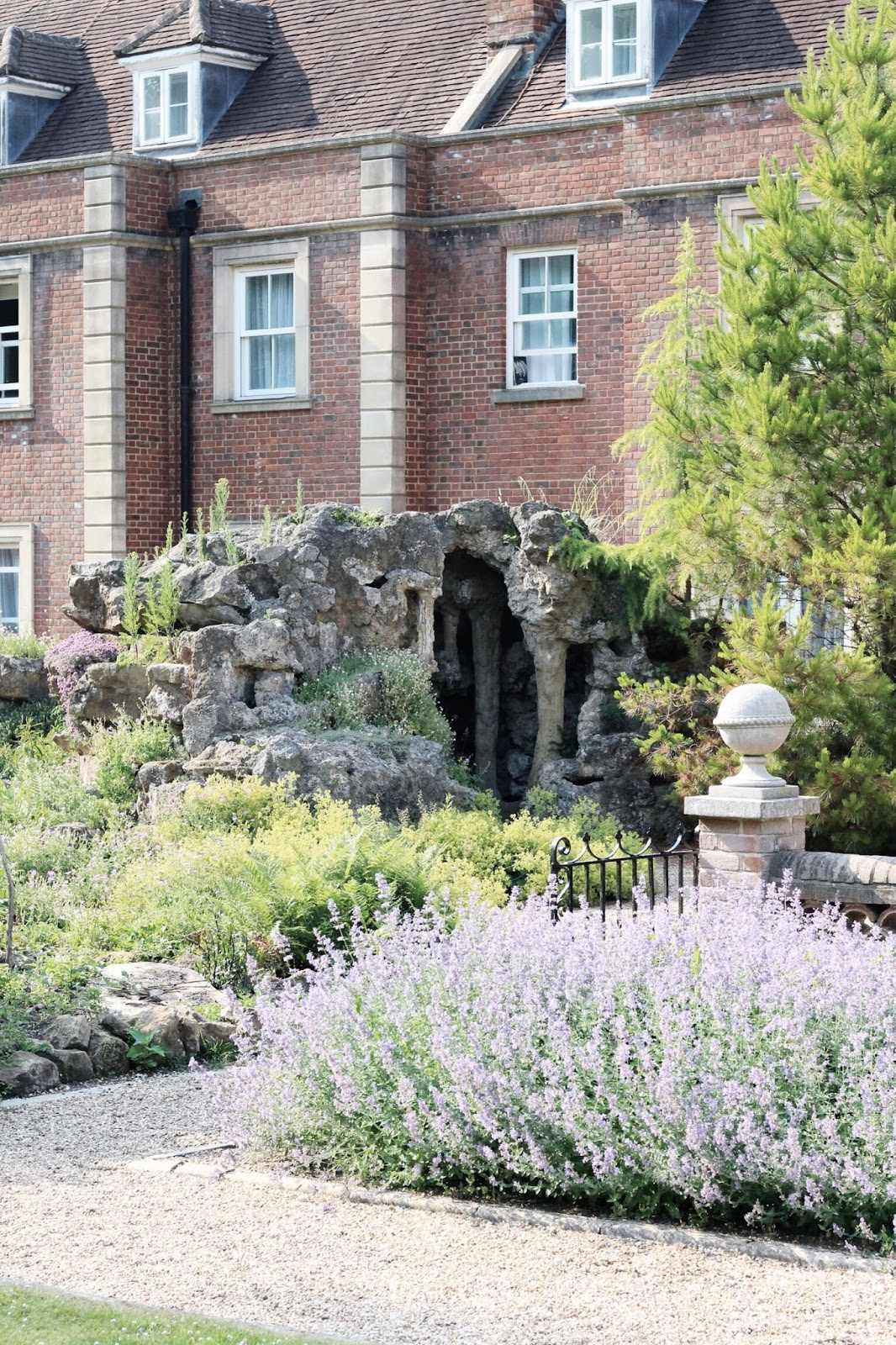 De Vere Wotton House Grotto Folly