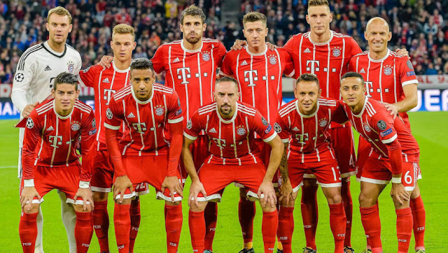 La photo du Bayern Munich pour Halloween qui fait scandale