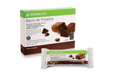 barra de proteinas herbalife