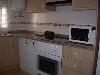 duplex en venta calle nueve de octubre almazora cocina