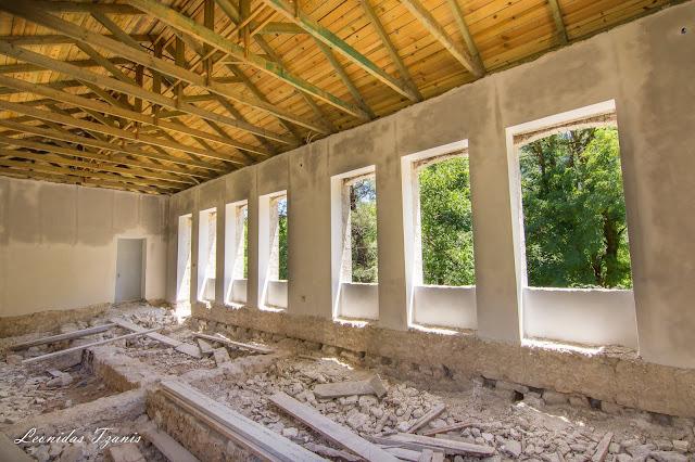 Λαμπανίτσα: Το πρώτο ορεινό καταφύγιο για δραστηριότητες εναλλακτικού τουρισμού, παίρνει σάρκα και οστά
