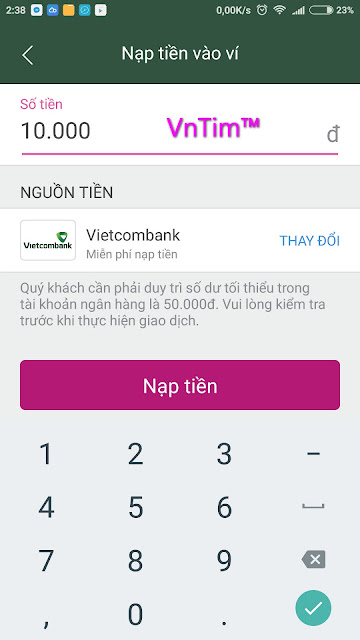 Ví điện tử MoMo là gì mã khuyến mãi nhận 100K