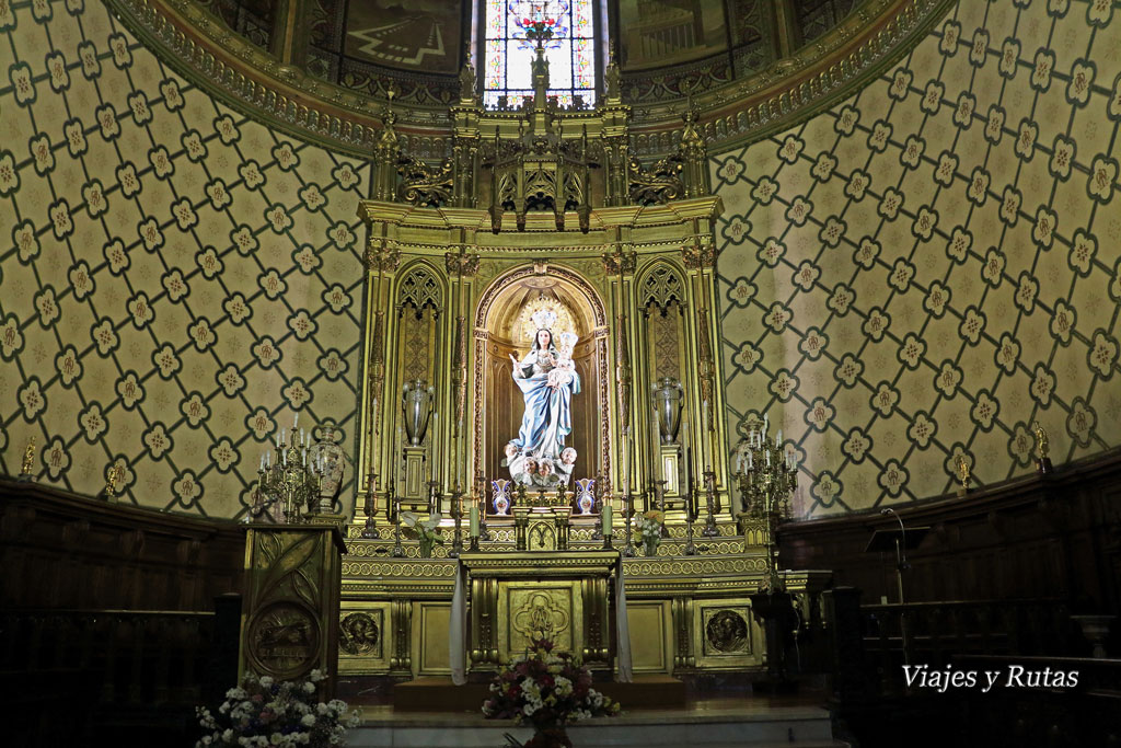 Virgen Blanca, Vitoria