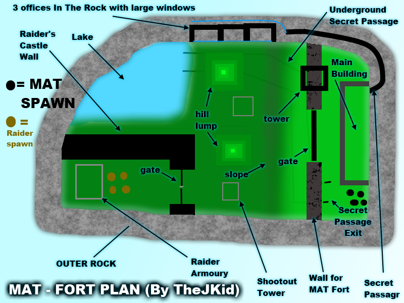 Roblox Fort Thejkid S Roblox Updates Guide On How To Build An Essential Clan Fort