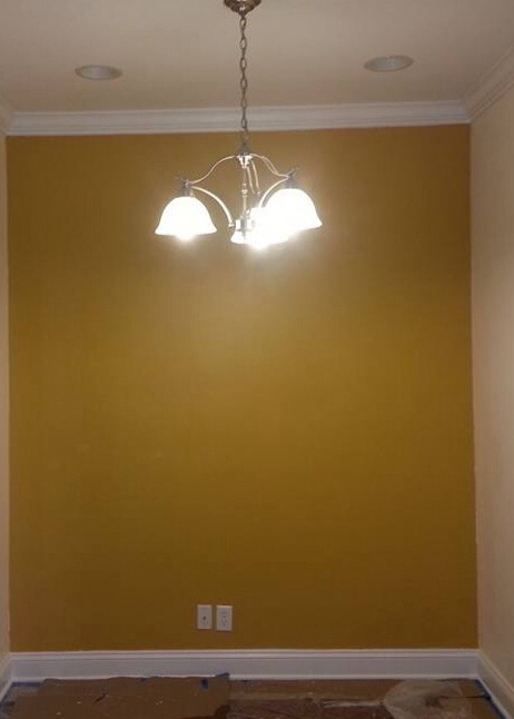 Coordinate Your Accent Wall Color