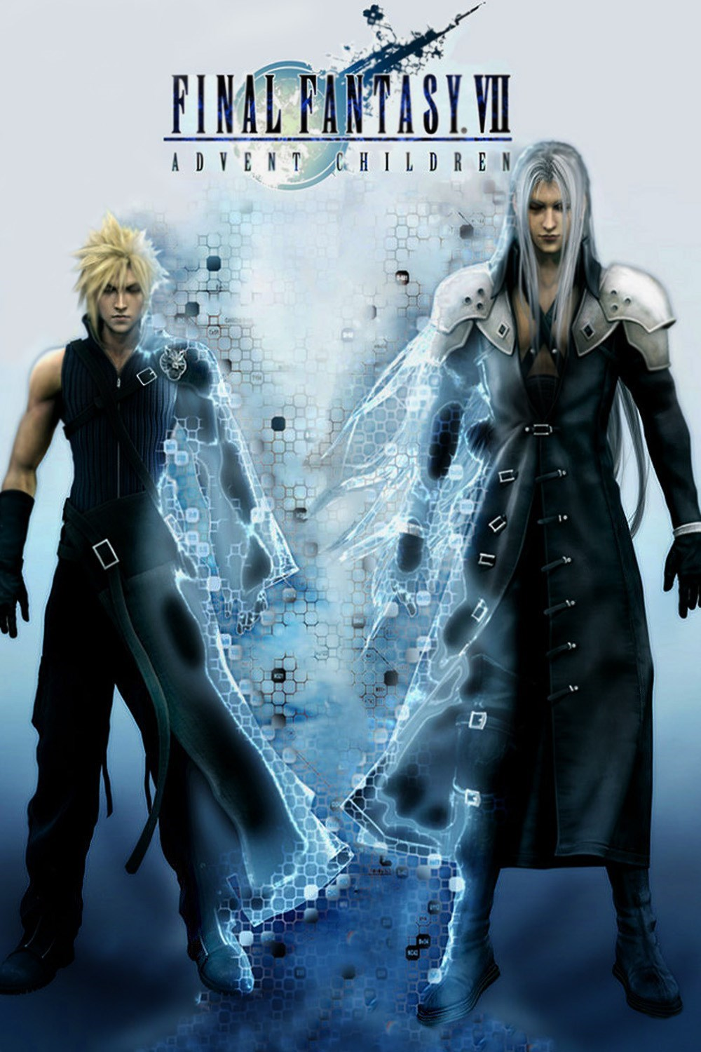 Final Fantasy VII: Advent Children |Película| |Castellano| |Mega|