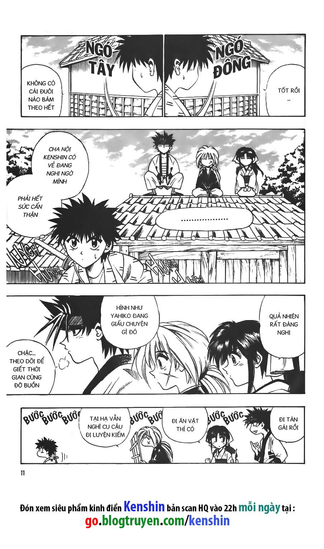 Rurouni Kenshin chap 31 trang 8