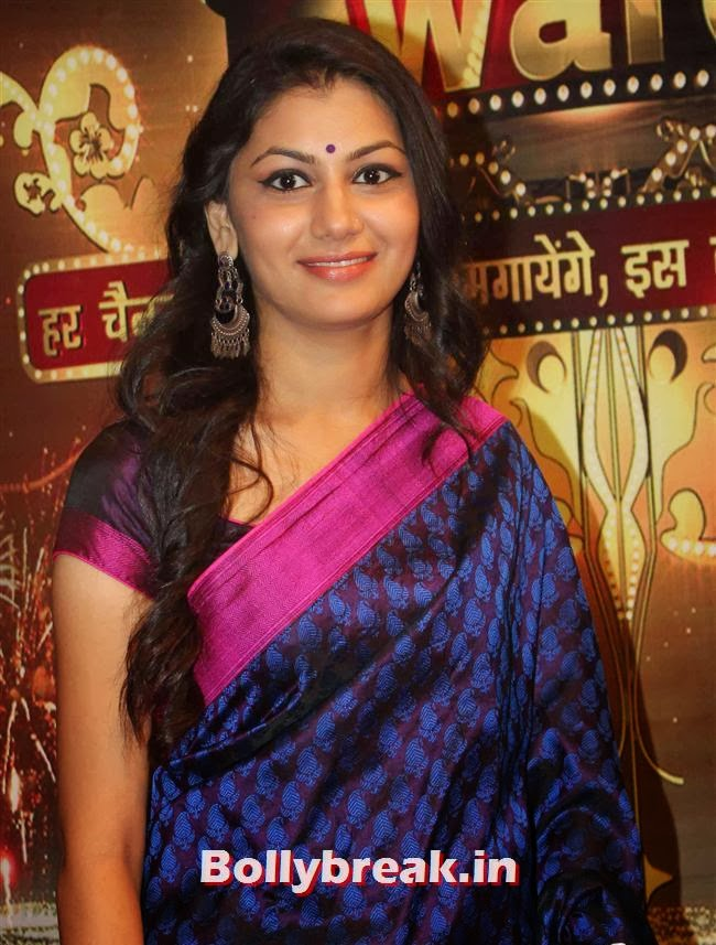 Sriti Jha, ITA Awards 2013 - Red Carpet Pics