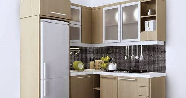 29 Inilah Aneka Model Kitchen Set Minimalis