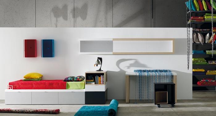 Como decorar un dormitorio juvenil - Habitaciones juveniles originales ...