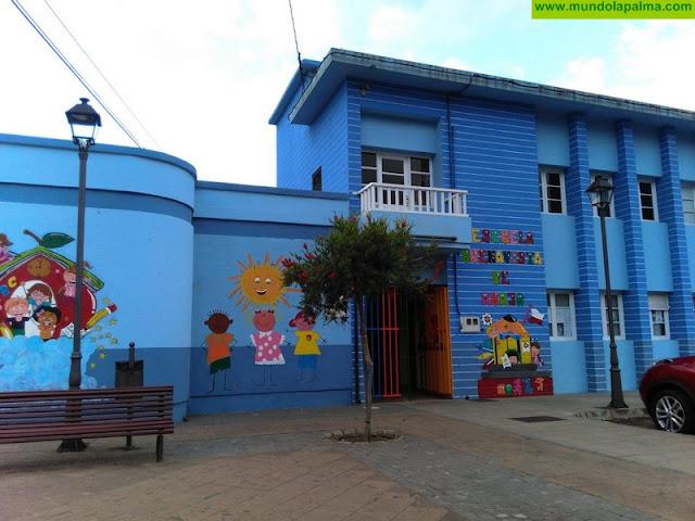 Todos los Centros Educativos de Breña Alta contarán, a partir de este curso, con el servicio de acogida temprana y recogida tardía