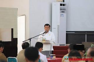 Pemkab Dharmasraya Gelar Rakor TPID