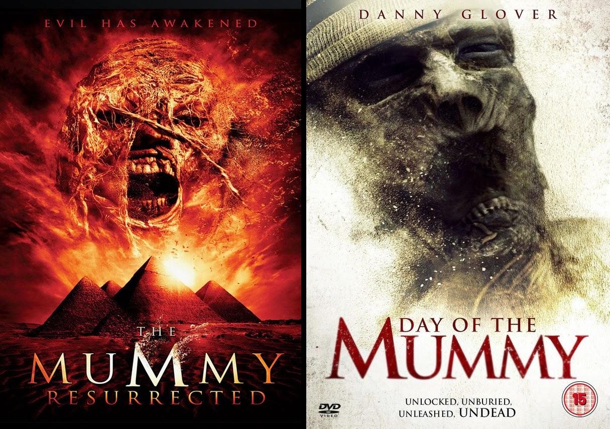 mummia (locandine)