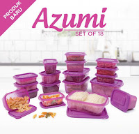 Dusdusan Technoplast Azumi Set of 18 ANDHIMIND