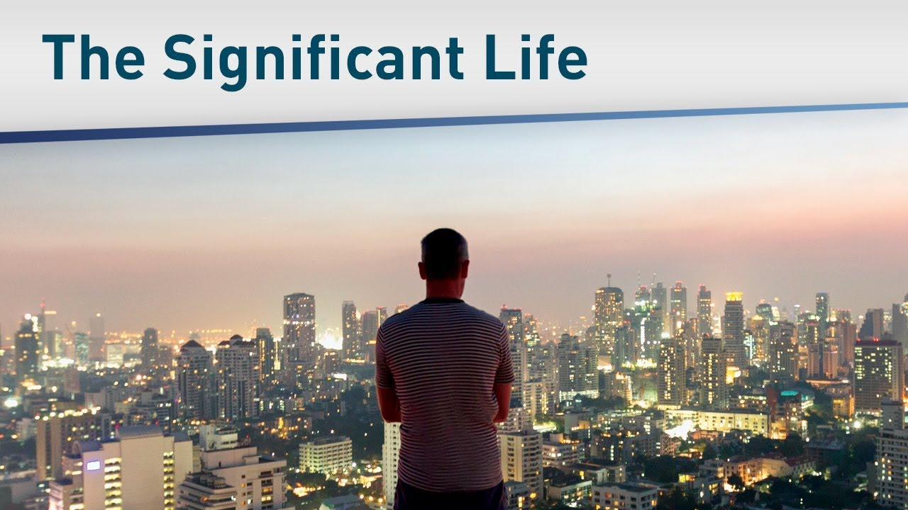 my significant life Short essay on an important event on your life right from my childhood days i had a great desire to fly in an aeroplane it always attracted my.