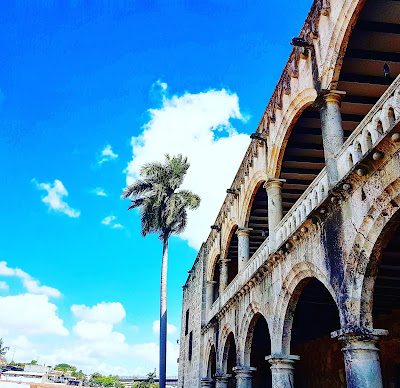 Colonial District Santo Domingo by What Claire Did