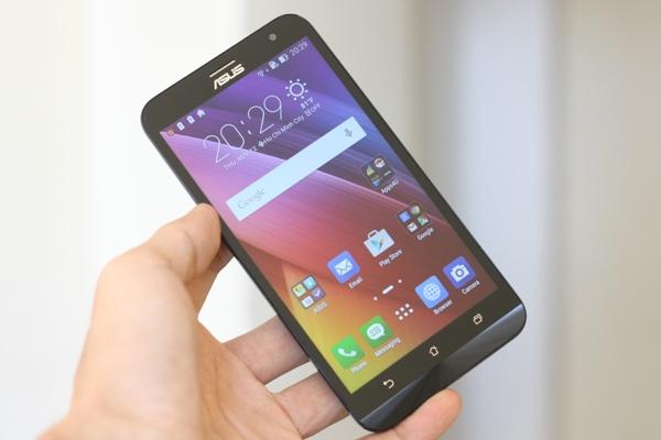 Thay màn hình Asus Zenfone 2 Laser