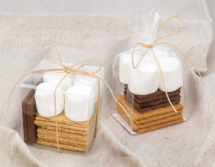 How To Make A Smores Kit Wedding Or Party Favor Clearbags