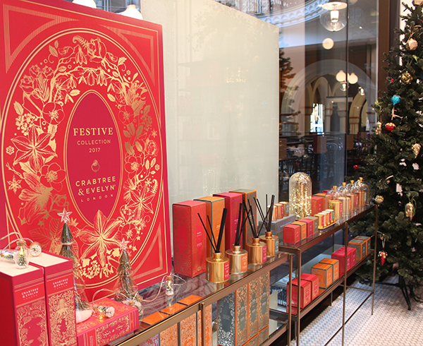 Crabtree & Evelyn - Festive Collection 2017