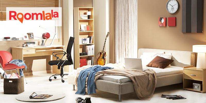 Roomlala trouvez une chambre chez l 39 habitant ou une for Chambre chez particuliers