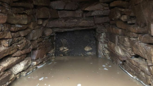 Housebuilder uncovers Iron Age chamber on Isle of Lewis