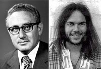 Henry Kissinger gegen Neil Young