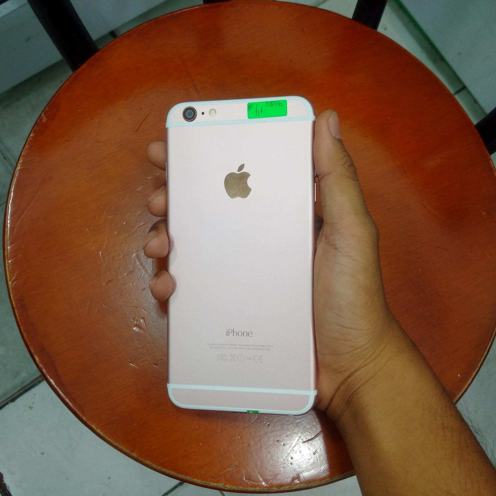 Jual Iphone 6 128gb Gold