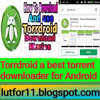 সাজিয়ে নিন প্রিয় স্মার্ট ফোনকে প্রিমিয়াম এপ্স দিয়ে (পর্বঃ ১১, Torrent Downloader)