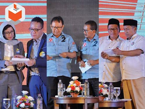Polling Terbaru Pilwalkot Bandung 2018