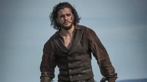 Kit Harrington, Jon Snow dans Game of Thrones, incarne Samuel dans Brimstone