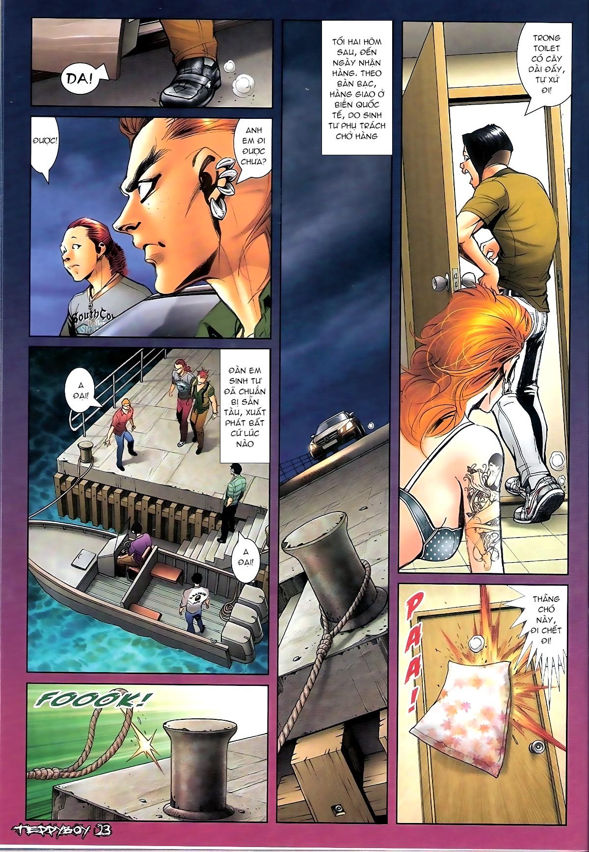 Người Trong Giang Hồ - Chapter 1348: Đại Ân Nhân - Pic 20