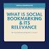 50+ Dofollow Social Bookmarking Sites List 2017