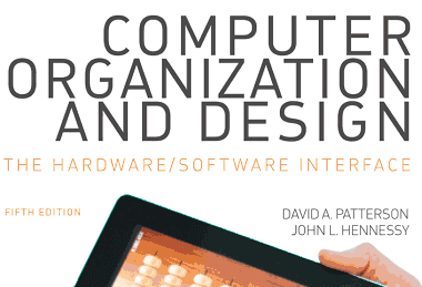 Computer Organization and Design 5th edition PDF