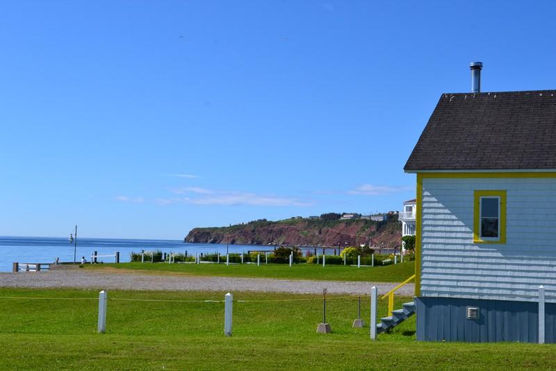 Canada, Quebec, Gaspésie, Percé