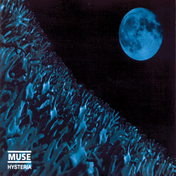 Muse - Hysteria - Single Cover