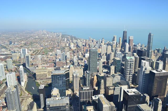 Chicago City Illinois