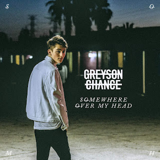 Greyson Chance – Somewhere over My Head – EP [iTunes Plus AAC M4A] (2016)