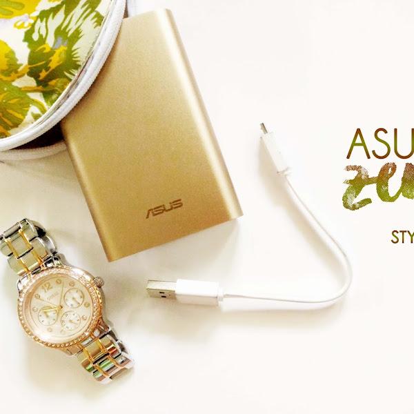 ASUS ZenPower, Power Bank Stylish dan Fashionable